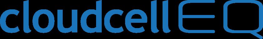 Cloudcell EQ Blue Logo