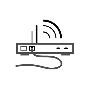 Fixed Line Services Icon